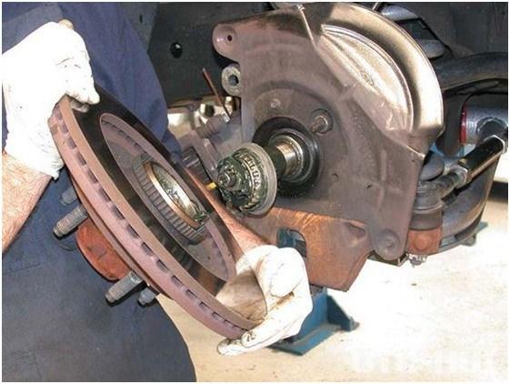 Hướng dẫn thay thế ổ trục bánh xe đúng cách