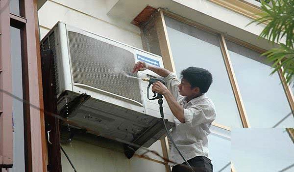 Nguyên nhân và cách khắc phục tình trạng cục nóng điều hòa kêu to
