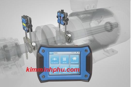 Giải pháp căn chỉnh laser tiên tiến từ Vòng Bi SKF
