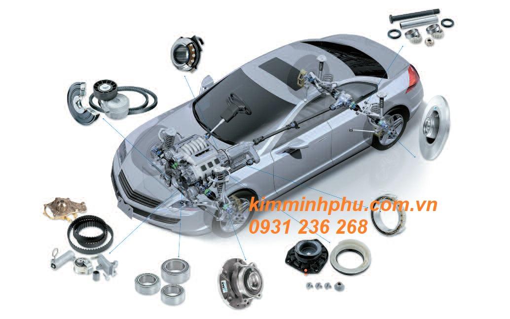 Dự kiến Xu hướng thị trường Vòng bi ô tô giai đoạn 2020 - 2025